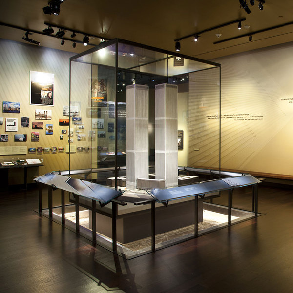 Museum Exhibit Display Case Specifications